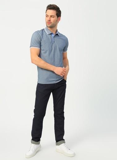 Fabrika Comfort Polo Tişört Lacivert